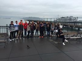 2015—RHSMUN Conference (San Francisco, CA)