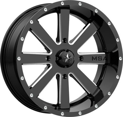 MSA Wheels - M34 Flash