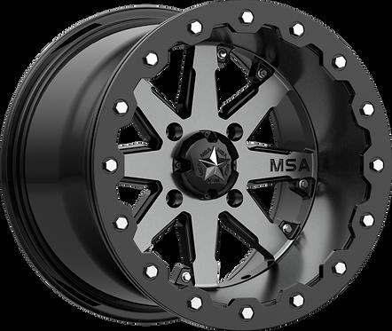 MSA Wheels - M21 LOK CHARCOAL TINT