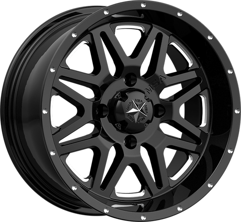 MSA Wheels - M26 Vibe
