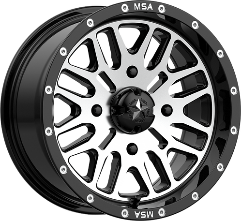 MSA Wheels - M38 Brute