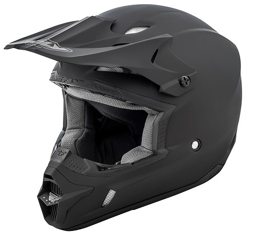 FLY Kinetic Matte BLK MD