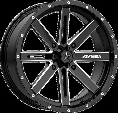 MSA Wheels - M41 Boxer