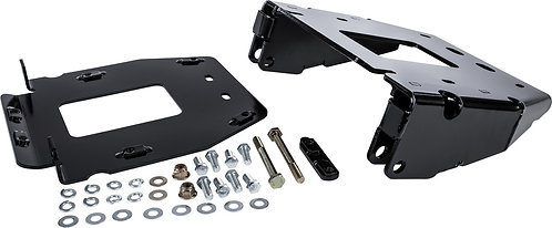 Open Trail Plow Mount RZR w/Trailing Arms