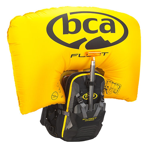 BCA - Float MtnPro Vest M/L Black/ Orange
