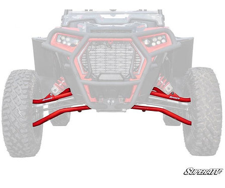 "Polaris RZR Turbo S High Clearance 1.5"" Offset A-Arms"