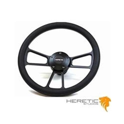 "UTV Steering Wheel 14"" and Quick Release"