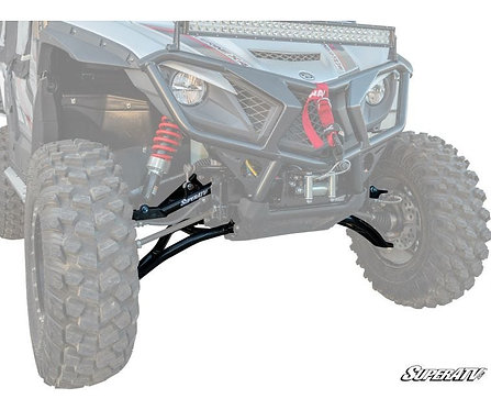 """Yamaha Wolverine X4 High Clearance 1.5"""" Forward Offset A-Arms"""
