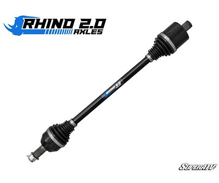 Polaris RZR XP Turbo Heavy Duty Axles - Rhino 2.0