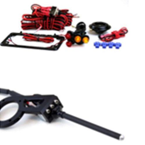 Premium Polaris Factory Integration Kit with Column Mount actuator