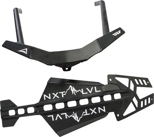 NXT LVL Front Bump BLK POL AXYS