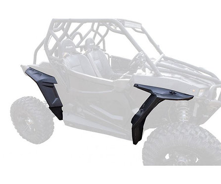 Polaris RZR 900 Fender Flares