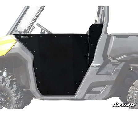 Can-Am Defender Aluminum Doors