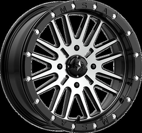 MSA Wheels - M37 Brute Beadlock