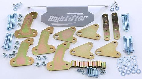 """Highlifter UTV Lift Kit 4"""" Ranger 570/900/Diesel (#63-69591)"""