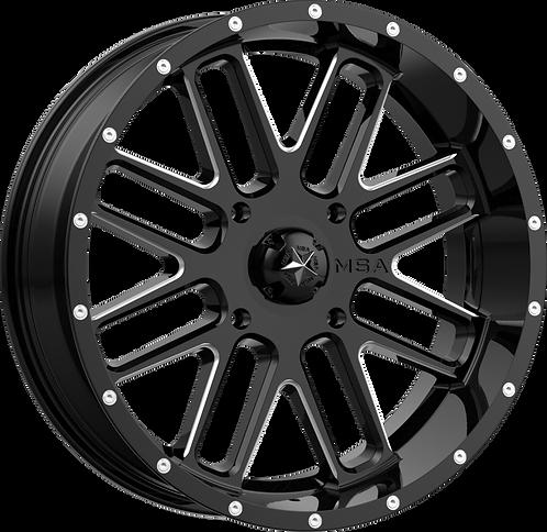 MSA Wheels - M35 Bandit