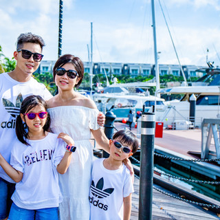 Outdoor Family Photography, Singapore