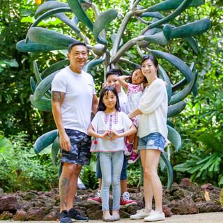 xOutdoor Family Photography at Singapore Botanic Gardens