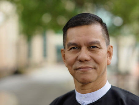 Meet U Ye Htut, Country Director for Myanmar