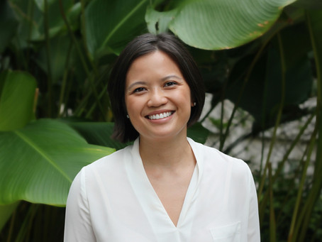 Meet our new Innovation Manager, Wei-Li Woo