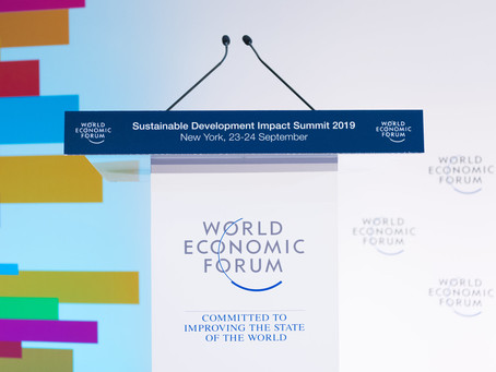 Takeaways from the Sustainable Development Impact Summit (September 23-26th, New York)