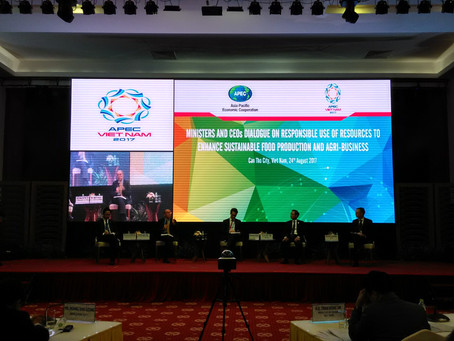 Thoughts from APEC 2017 Food Security Week