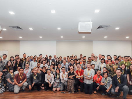 Grow Asia Hackathon: How harnessing digital solutions can help us achieve traceability in palm oil f
