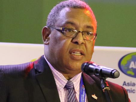 Meet Grow PNG's Executive Director, Ivan Pomaleu