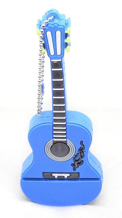 16GB Blue Guitar USB [Pack of 1]