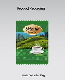 Tea Packet Design