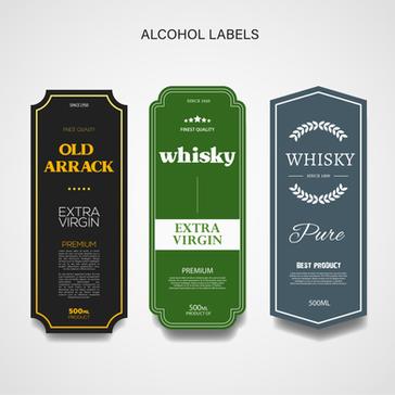 Alcohol Labels
