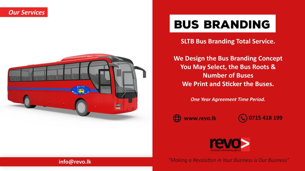 CTB Bus Branding