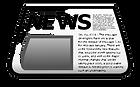 15-156234_paper-clipart-news-newspaper-c