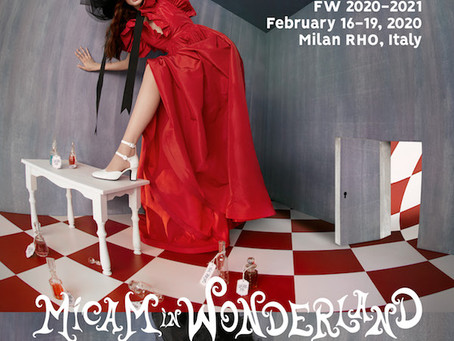 Micam, a febbraio il tema è Wonderland.