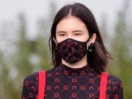 Coronavirus: mascherina sì, ma trendy e griffata