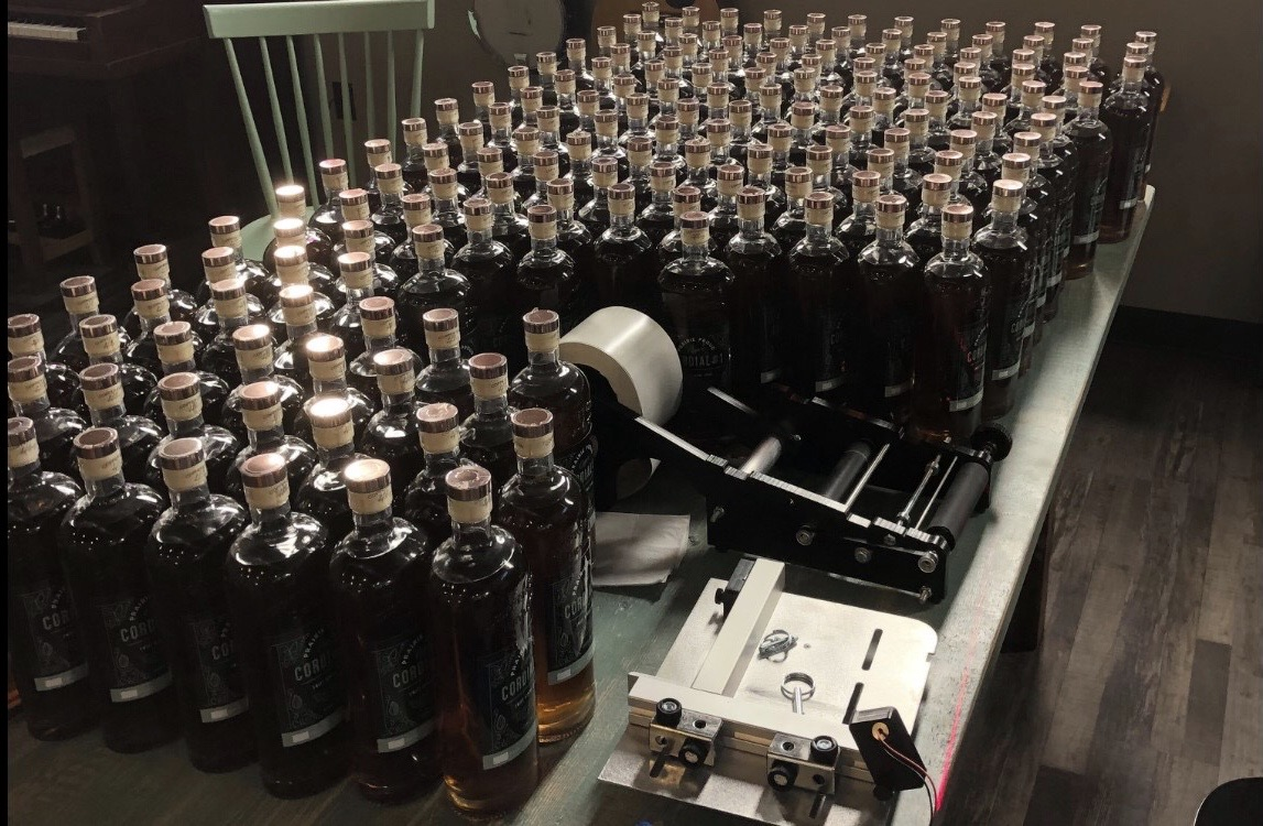 Cordial #1 Getting Labeled