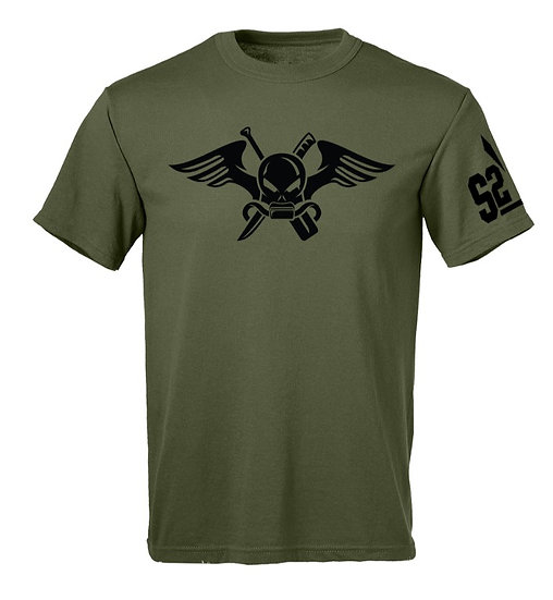T-Shirt,  Recon Jack by S2Delta, Designed & Made in USA
