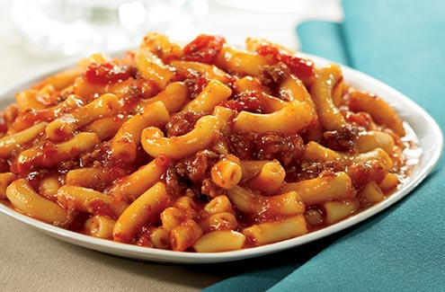 Macaroni à la viande.JPG