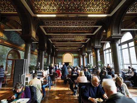 Leeds Art Gallery celebrates reopening
