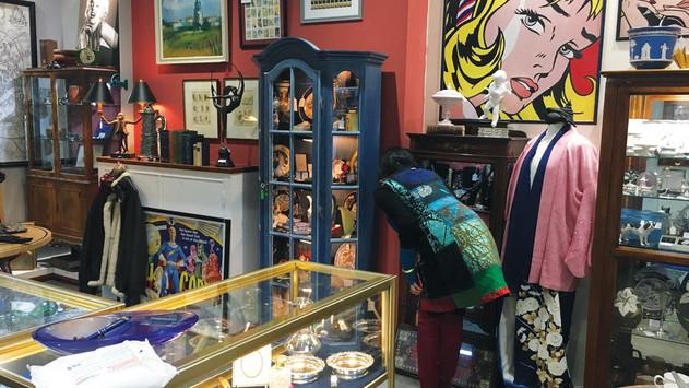 Discover hidden treasures at Stafford Hall Antiques
