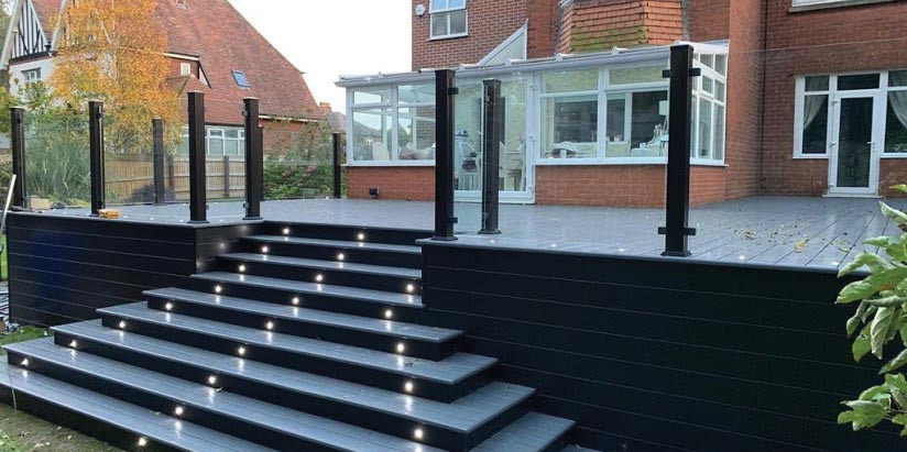 Transform your garden with Fitrite Fencing and Decking