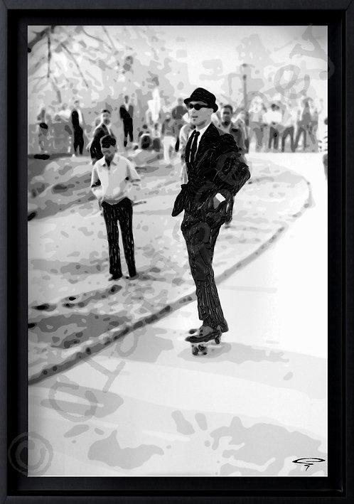 Easy life, NYC, 1965