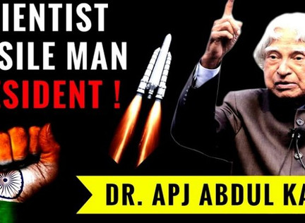 Dr. A.P.J. Abdul Kalam Biography