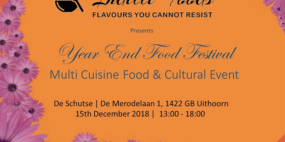 Indilli Foods - Year End Food Festival 2018