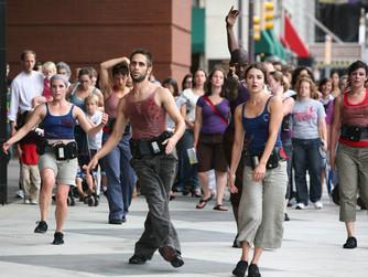 CITY DANCES PARKWAY