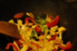 ferske grønnsaker lumen cafe og restaurant