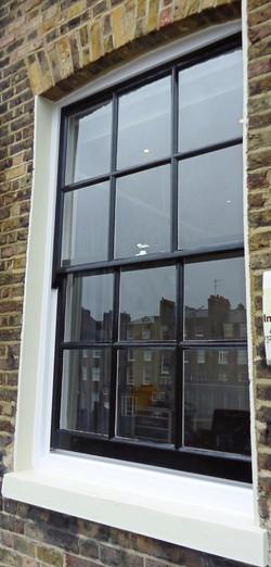 Sash window overhaul & repair. Also Sash window restoration.