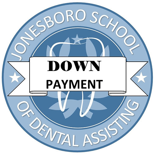 DOWN PAYMENT OPTION