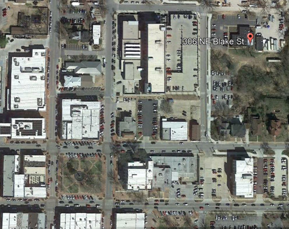 Located Next Historic Downtown Bentonville Square.JPG