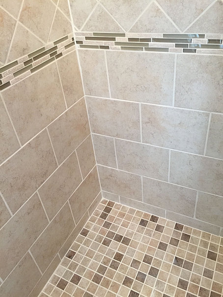 Re Tile Bathroom Lord And Lady Construction Bathroom Remodels
